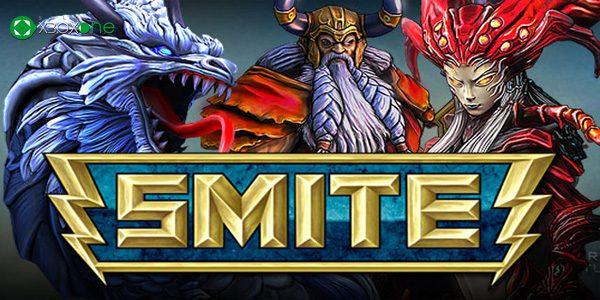 Gameplay de SMITE en Xbox One