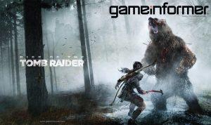 Primeras imágenes e información de Rise Of The Tomb Raider 1