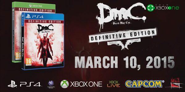 Trailer Palacio Sangriento de Devil May Cry Definitive Edition
