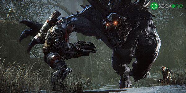 Evolve ya a la venta en la store de Xbox One
