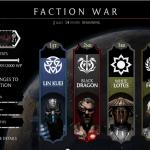 """Desvelada información de personajes y """"Faction Mode"""" de Mortal Kombat X 3"""
