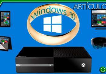 Vale, Xbox One es un Dispositivo Windows, pero ¿que significa eso?
