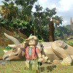 Nuevas imágenes de Lego Jurassic World 3