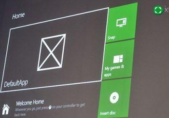 Asi se ven las primeras aplicaciones universales en Xbox One
