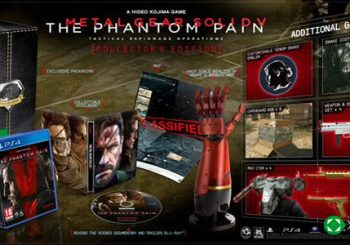 Anunciada la edición coleccionista de Metal Gear Solid V: The Phantom Pain
