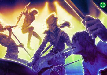 Anuncio oficial de Rock Band 4 para Xbox One