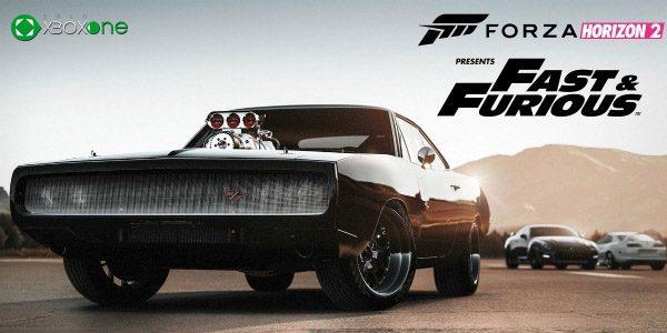 Impresiones DLC Fast & Furious de Forza Horizon 2