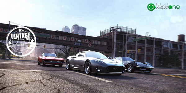 Trailer de pack de vehículos Vintage de The Crew