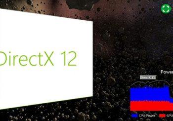 DirectX 12 es un motor V8 con la mitad de peso