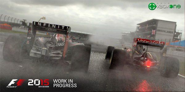 Codemasters confirma nueva información para F1 2015 la semana que viene