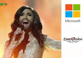 Microsoft será partner tecnológico de Eurovision este año