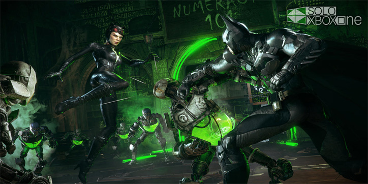 Confirmado el Community Challenge Pack de Batman: Arkham Knight