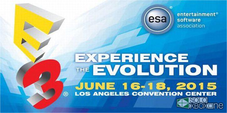 Calendario de conferencias del E3 2015