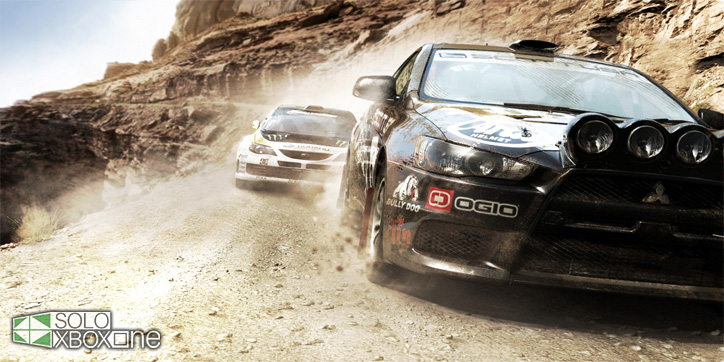 Codemasters está interesado en llevar Dirt Rally a Xbox One