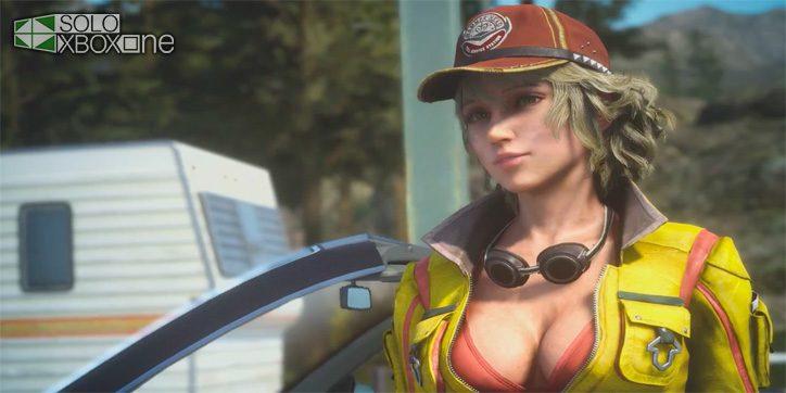 Así captura las animaciones Square Enix para Final Fantasy XV
