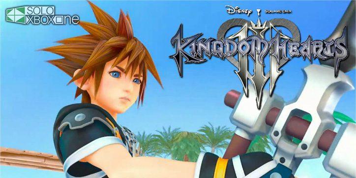 Tetsuya Nomura habla del engine y el sistema de combate de Kingdom Hearts III