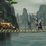 Kung Fu Panda llegará en otoño a Xbox One