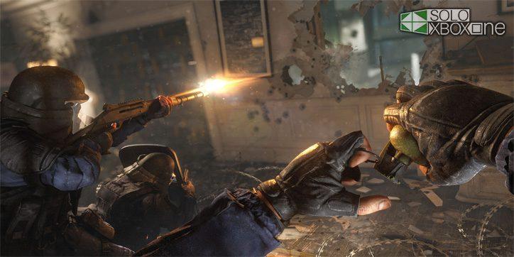 [E3 2015] Gameplay del modo Terrorist Hunt en Rainbow Six: Siege