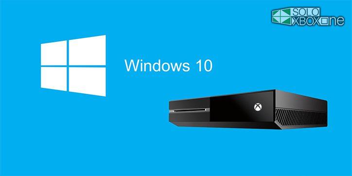 La beta de Windows 10 podría llegar a Xbox One despues del verano