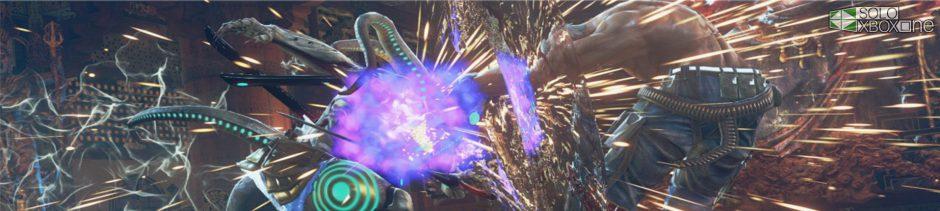 Nuevo look de Yoshimitsu en Tekken 7