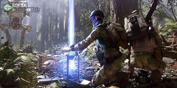 Star Wars Battlefront no tendrá partidas privadas… por lo menos en su lanzamiento