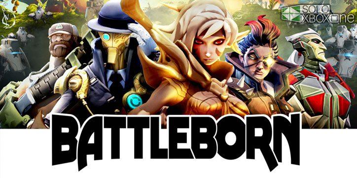 2K y Gearbox mostrarán algo nuevo de Battleborn este mismo Jueves