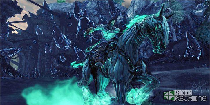 Darksiders 2 Death-initve Edition confirmado para Xbox One