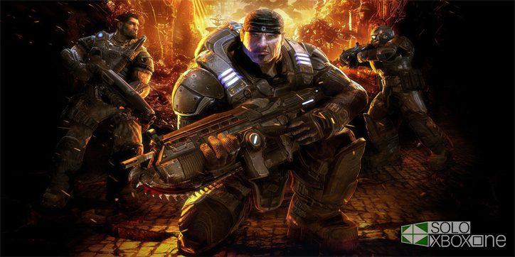 Nueva actualización para todos los Gears of War retrocompatibles