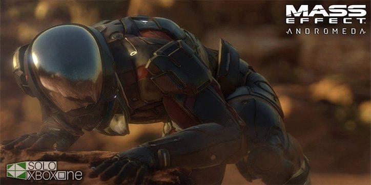 Cambios climáticos dinámicos para Mass Effect Andromeda afectarán a objetos y personajes
