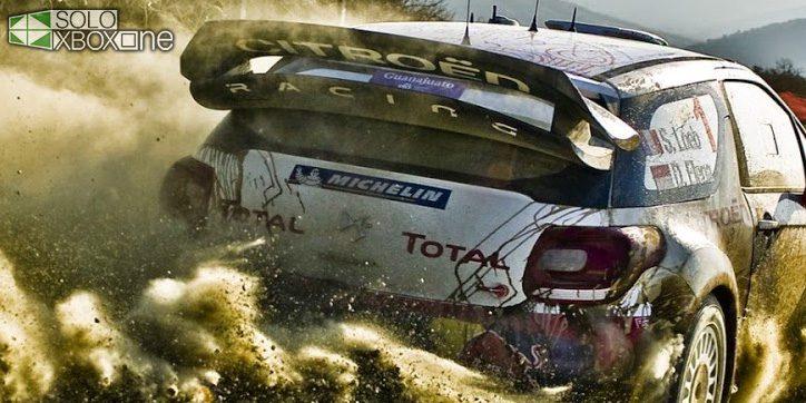 [E3 2015] Primer Gameplay de Sébastien Loeb Rally Evo