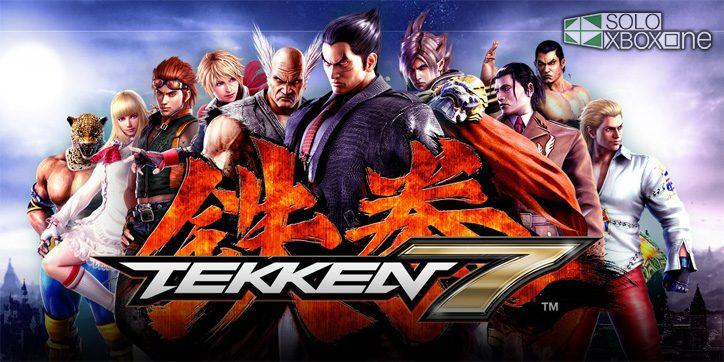 Tekken 7 estará disponible para Xbox One este mismo Agosto