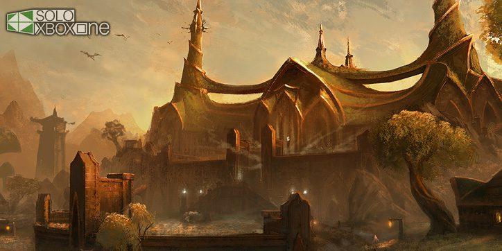 Juega gratis este fin de semana a The Elder Scrolls Online