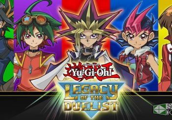 Yu-Gi-Oh! Legacy of the Duelist llegará a Xbox One