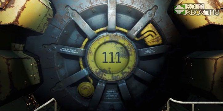 [E3 2015] Los gameplays de Fallout 4 podrían estar corriendo en Xbox One #E32015
