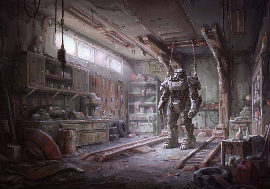 Rumor: Fallout 3 Anniversary podría ser presentado en este E3