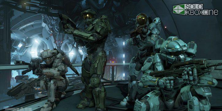 Halo 5: Guardians recauda 7,7 millones de libras en su primer día