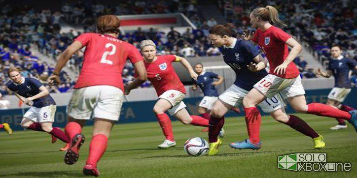 FIFA 16 continúa imparable en Reino Unido