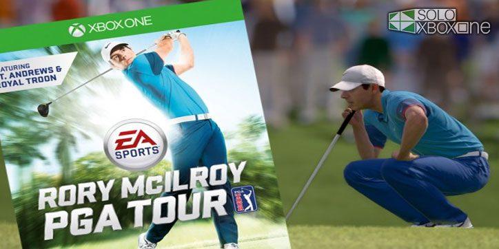 Disponible acceso previo a Rory McIlroy PGA Tour para los miembros de EA Access