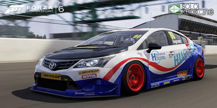 41 nuevos coches anunciados para Forza Motorsport 6