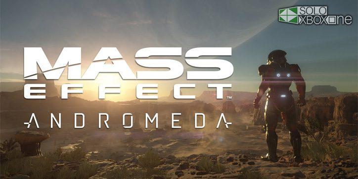 Mensaje de Shepard en el nuevo teaser de Mass Effect Andromeda