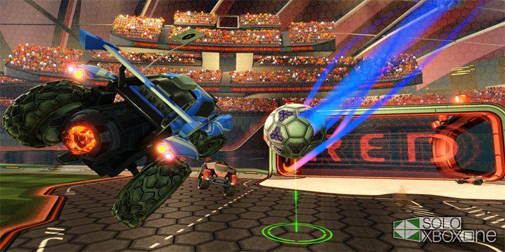 La versión de Xbox One de Rocket League podría llegar en Febrero