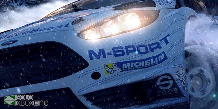 WRC 5 a la venta para Xbox One este 9 de octubre