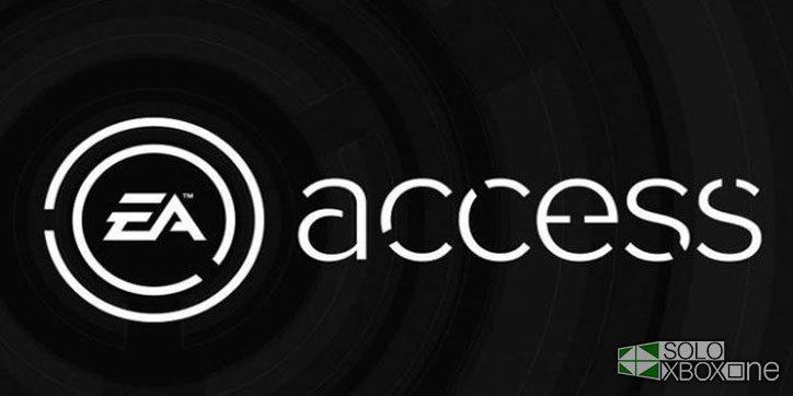 El servicio de EA Access se hace fuerte