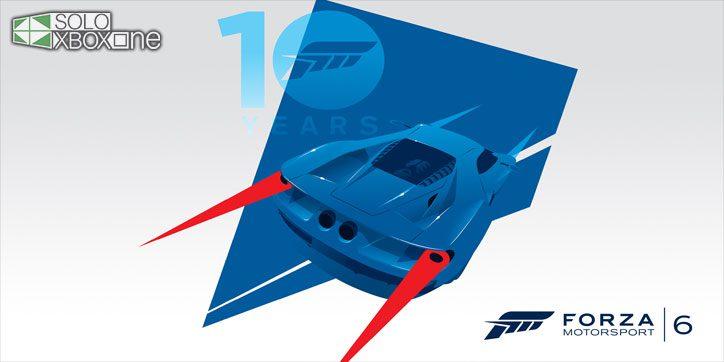 Anunciado el sistema de modificadores para Forza Motorsport 6