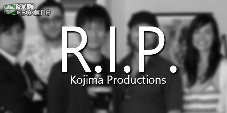 "Akio Otsuka: ""Kojima Productions se disolvió"""
