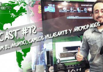 Podcast Solo Xbox One #12 (Entrevistamos a Carlos Villasante)