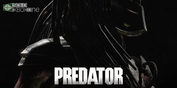 Gameplay oficial de Predator para Mortal Kombat X