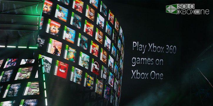 El anuncio de nuevos juegos retrocompatibles llegará mensualmente
