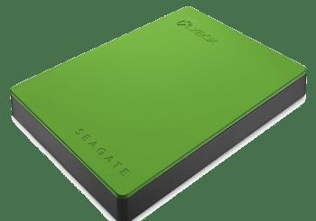 Discos duros externos Seagate en oferta para Xbox One