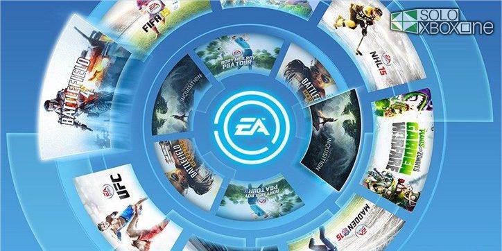 Electronic Arts está valorando regalar juegos retrocompatibles con EA Access
